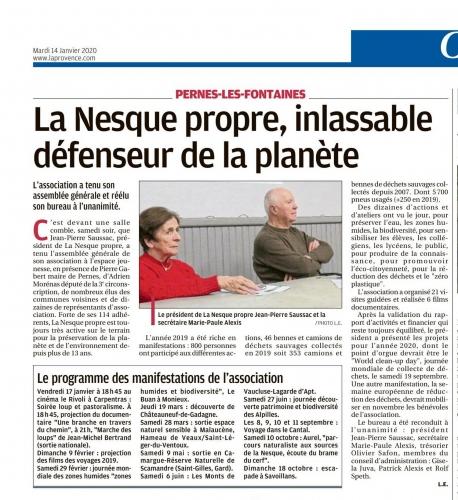 La Provence 14 janvier 2020.jpg